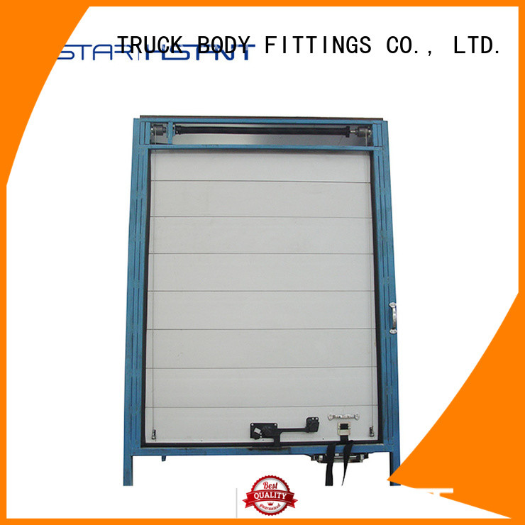 TBF trailer vehicle roller shutter doors for business for Van
