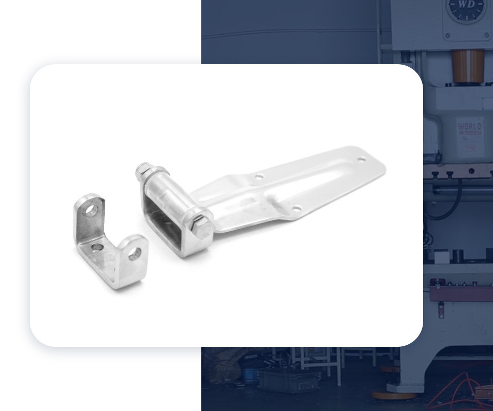 automotive door hinges curtain supply for Truck
