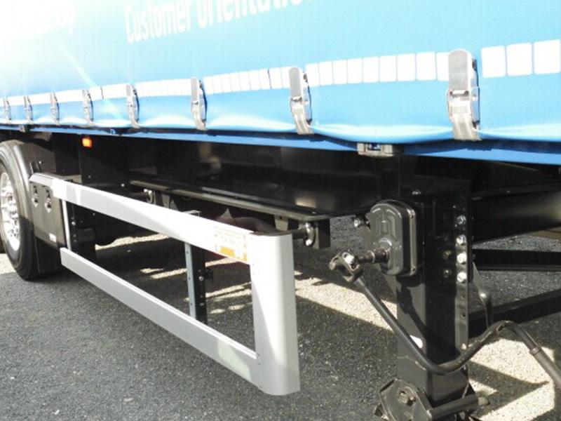 TBF tube caravan awning track supply for Tarpaulin-11
