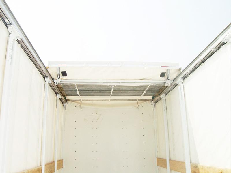 TBF tube caravan awning track supply for Tarpaulin-12