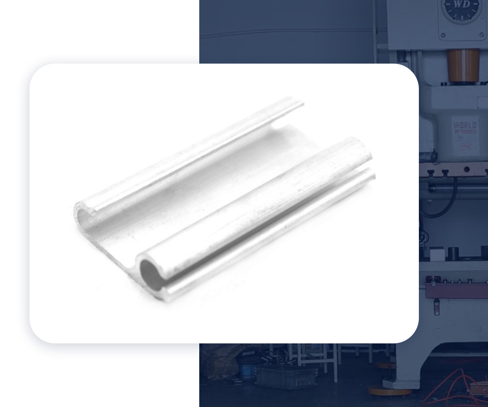 TBF tube caravan awning track supply for Tarpaulin-1