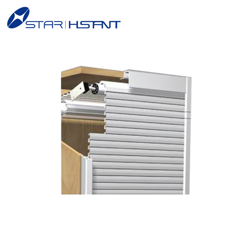 TBF automatic roll up door for Vehicle-5