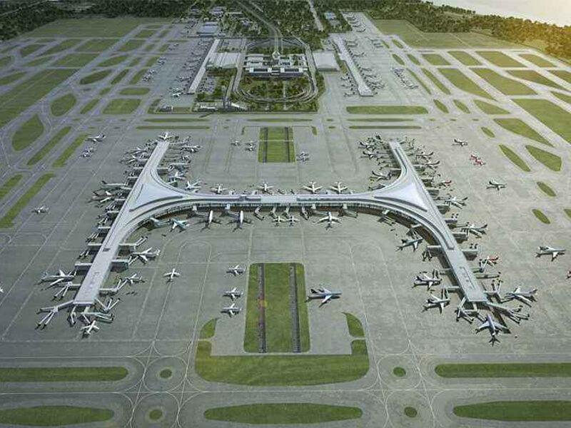 Shanghai Pudong International Airport