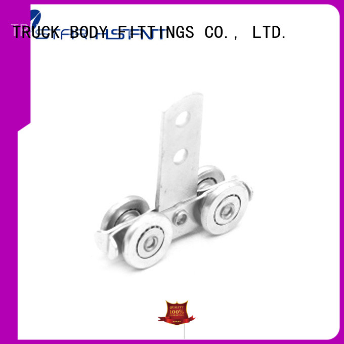 TBF new trailer curtain rollers suppliers for Truck