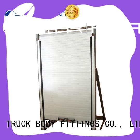 TBF new vehicle roller shutter doors company for Trialer