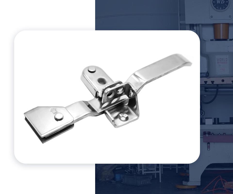 TBF new van door lock for business for Tarpaulin-1