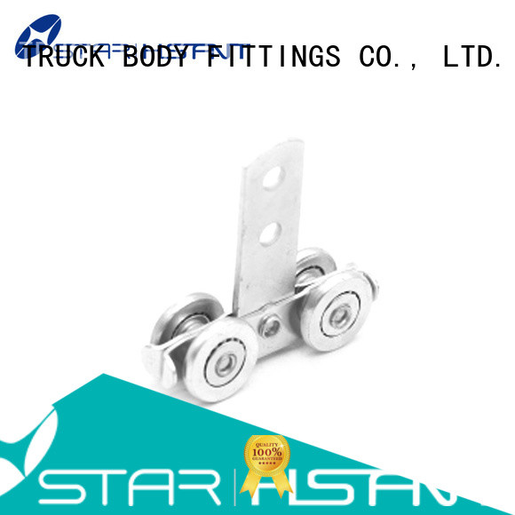 TBF high-quality curtain side trailer parts for Truck