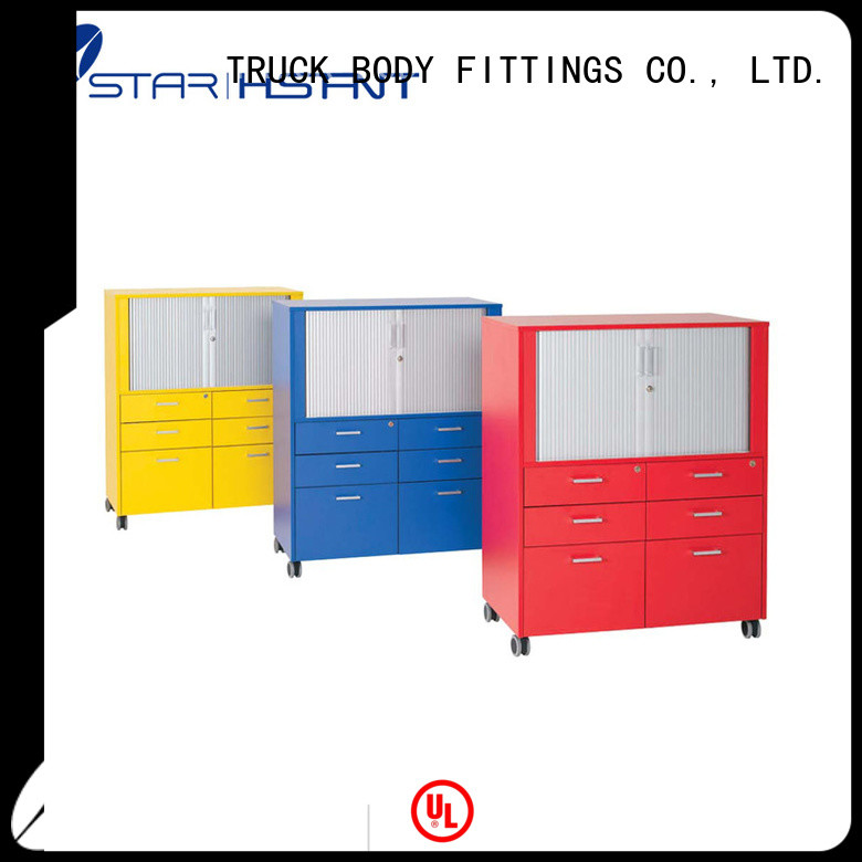 TBF shutter truck cabinets supply for Truck