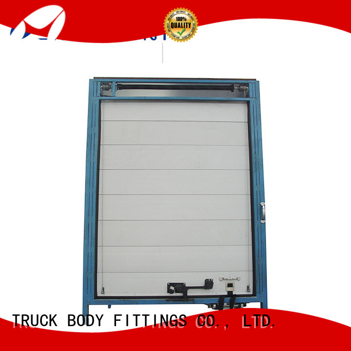 custom vehicle roller shutter doors 35mm104000 suppliers for Van
