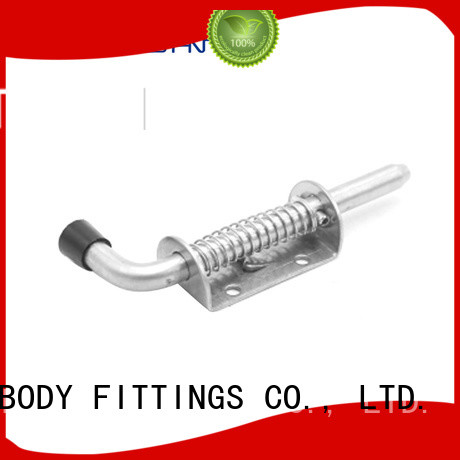 top spring loaded slide bolts latch manufacturers for Van
