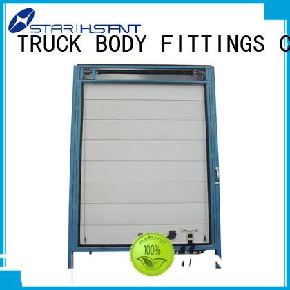 TBF alloy truck roller door for business for Tarpaulin