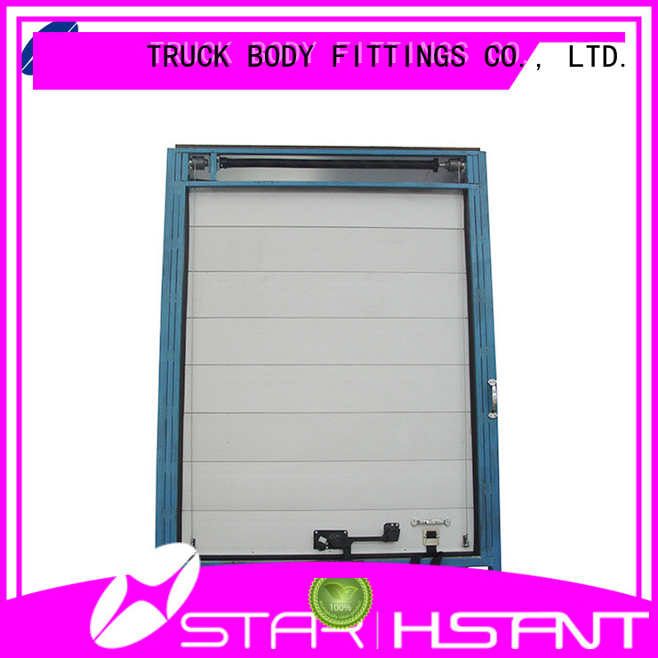 wholesale trailer roller door rolling for business for Vehicle