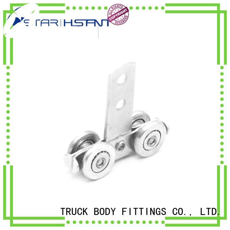 TBF car curtain rollers for track for Van