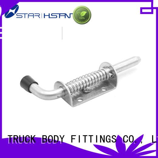 TBF 064001in spring loaded bolt for Trialer