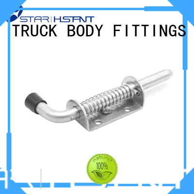 TBF spring latch bolt lock factory for Van