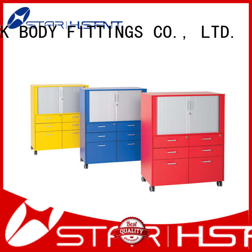 TBF high-quality aluminum trailer cabinets manufacturers for Truck