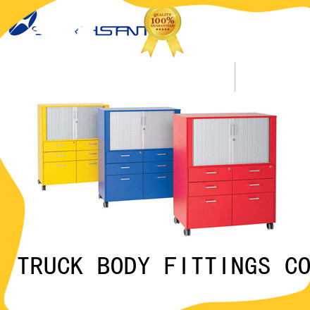 TBF new enclosed trailer storage cabinets company for Truck
