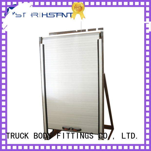 wholesale vehicle roller shutters 18mm factory for Van