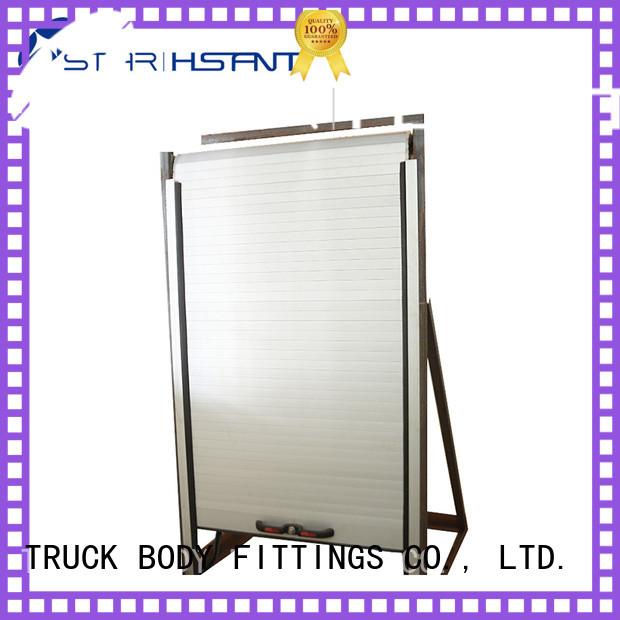 wholesale vehicle roller shutters 18mm factory for Van