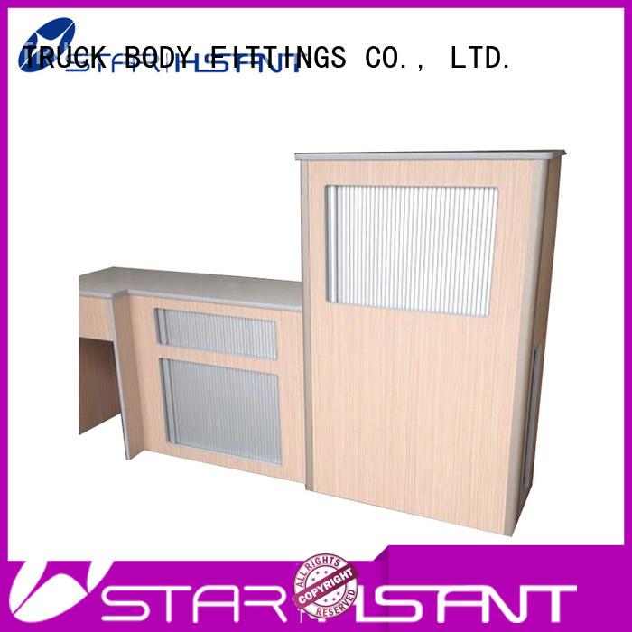 top automatic shutter door aluminum company for Van