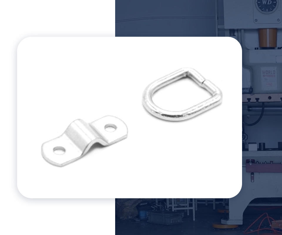 high-quality load lashing rings tether supply for Tarpaulin-1