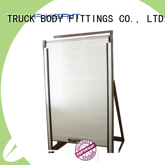 TBF door truck roll up door for Tarpaulin