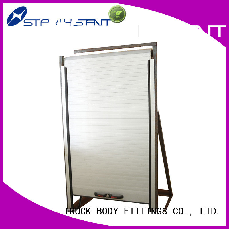 TBF 18mm kitchen cabinet roll up doors company for Vehicle