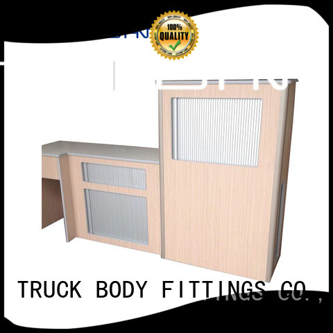 TBF automatic roll up door for Vehicle
