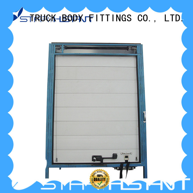 TBF wholesale vehicle roller shutters company for Trialer