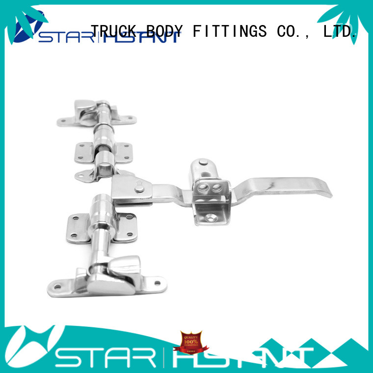 TBF high-quality trailer container twist lock factory for Van