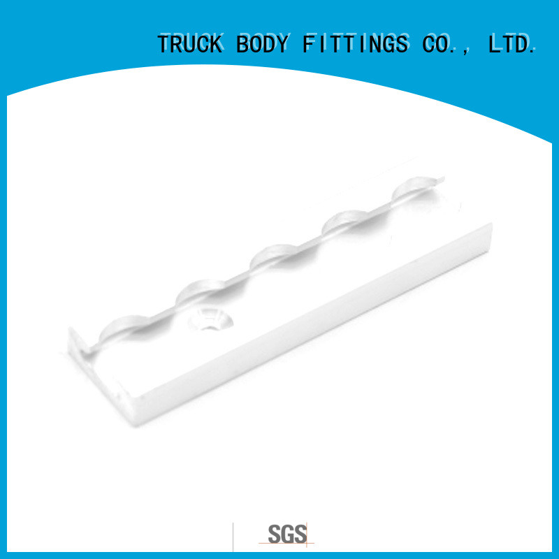 TBF high-quality trailer tie down track for Trialer