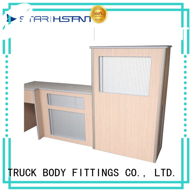TBF vanrefrigerated truck roller shutters suppliers for Trialer