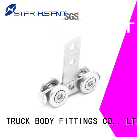 TBF wholesale curtain side trailer parts factory for Truck