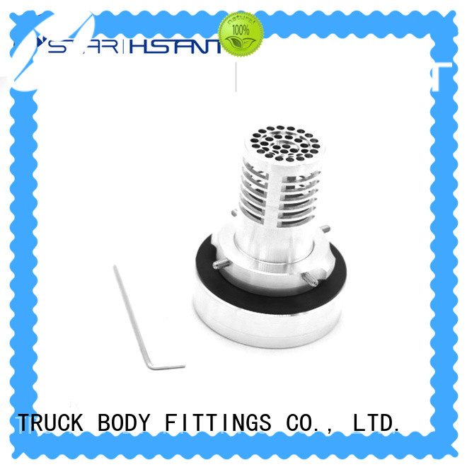TBF curtain anti fuel siphon device cheap body panels for trucks for Trialer