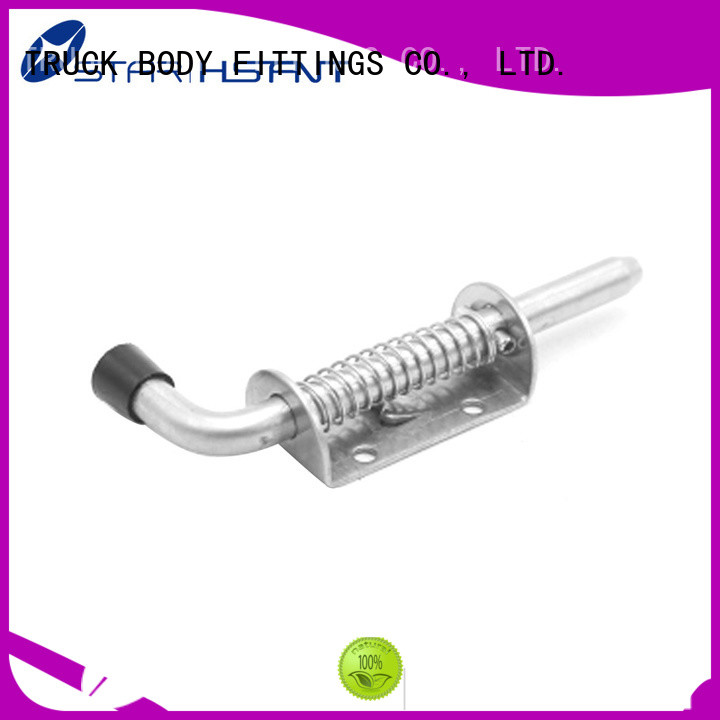 TBF top spring loaded slide bolt latch for Trialer