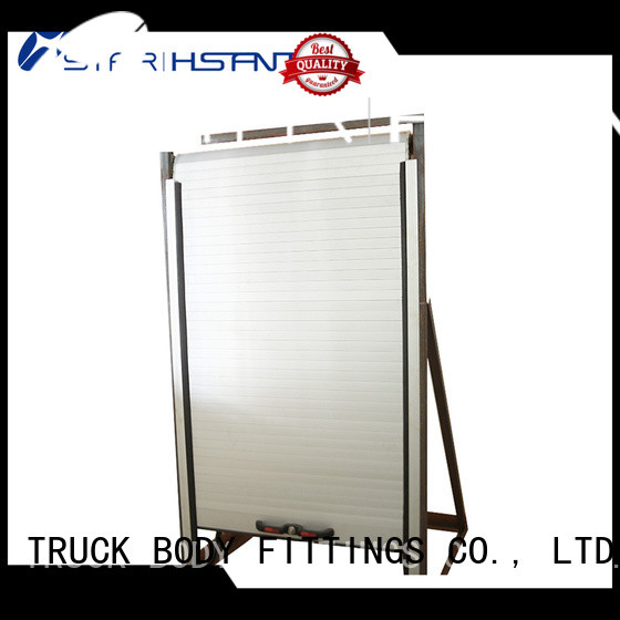 top automatic shutter door fire supply for Vehicle