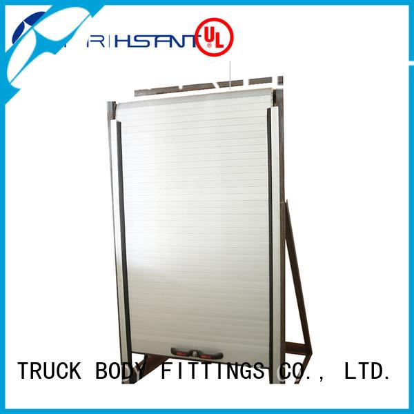 TBF truck trailer roller door for business for Vehicle