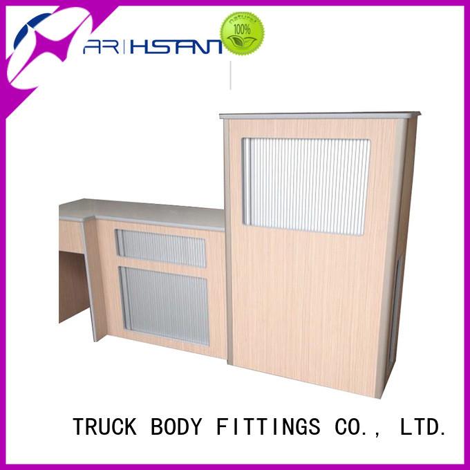 TBF trailer roller door for business for Truck