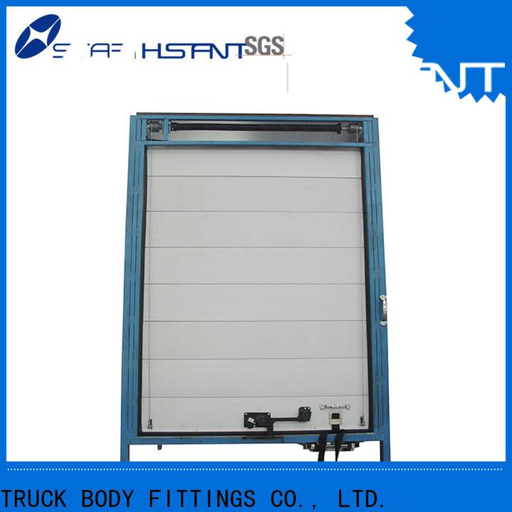 TBF latest aluminium roller shutter manufacturers for Van