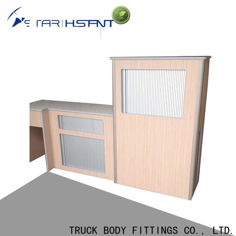 TBF double roller shutter doors trucks factory for Truck