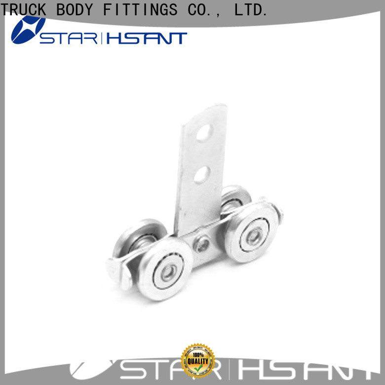 TBF latest curtain rollers trailer for Van