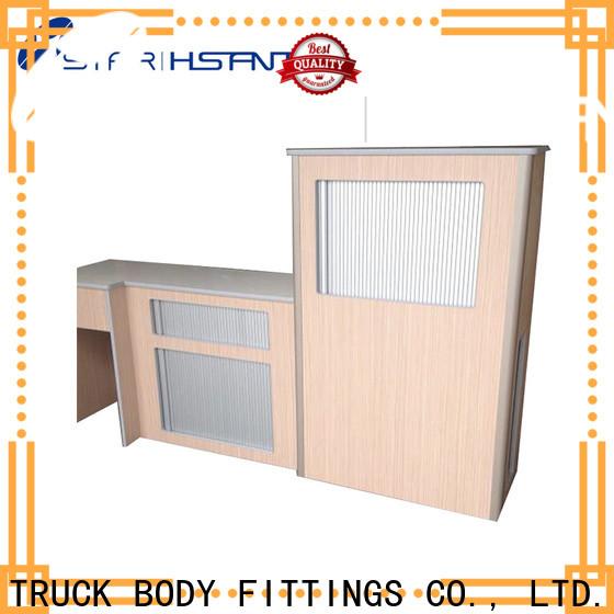 TBF advanced aluminium roller doors for trucks supply for Van