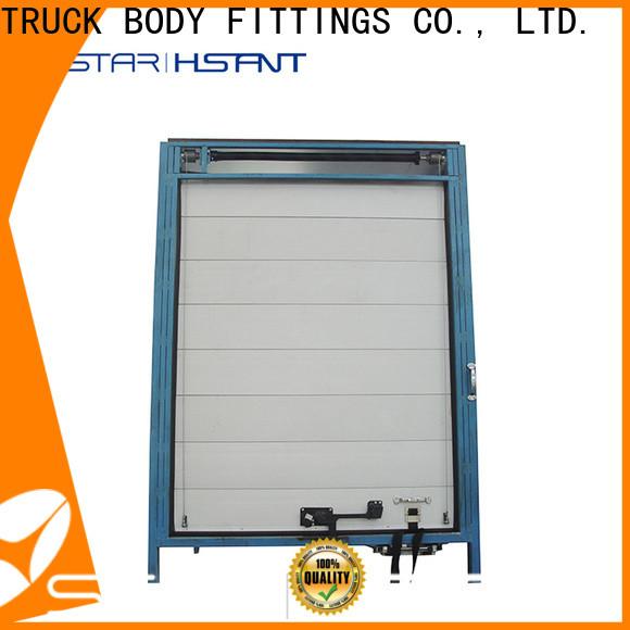 TBF metal roll up door manufacturers for Vehicle