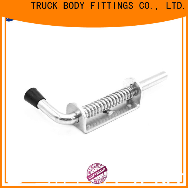 TBF top small spring loaded pin latch for business for Van