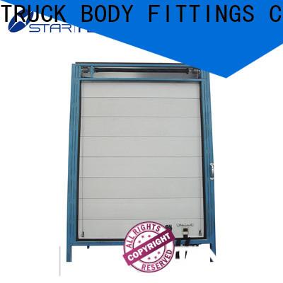 TBF rolling fire truck door supply for Tarpaulin