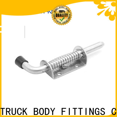 TBF Φ heavy duty spring loaded bolt for Vehicle