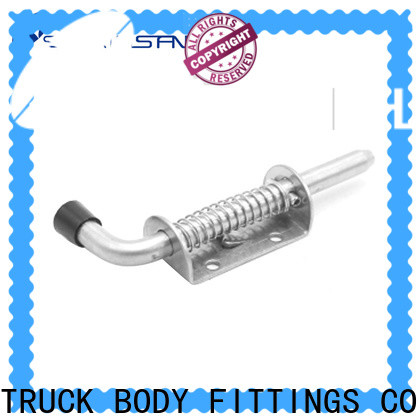 TBF quickly spring loaded pin latch for business for Truck
