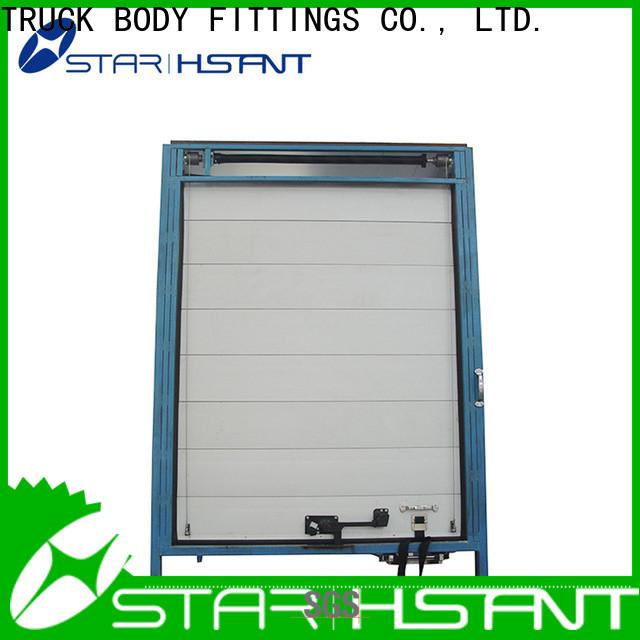 TBF truck vehicle roller shutter doors for Tarpaulin