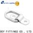 TBF top tie down lashing rings for Tarpaulin