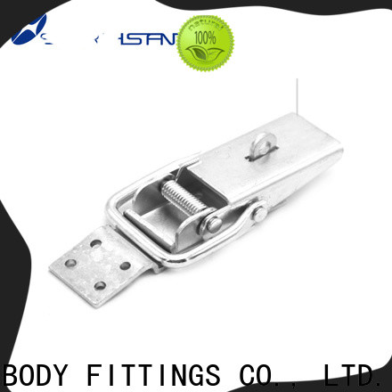 TBF tether trailer tie down rings manufacturers for Van